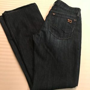 Joe's Jeans Honey Boot Cut Med-Dark Wash. Sz 30
